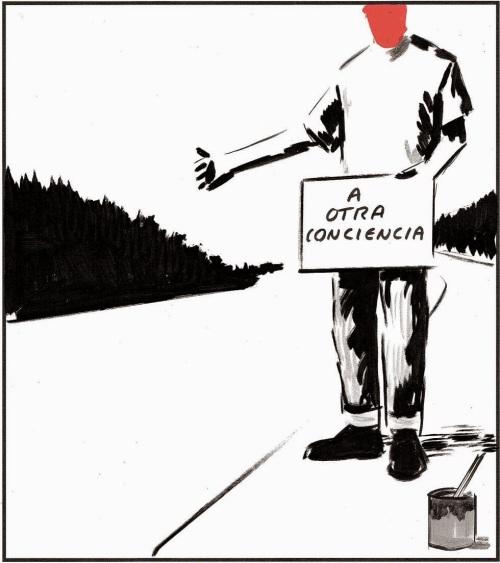 El Roto- A otra conciencia-